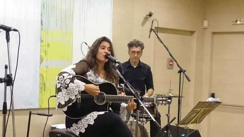 Στιγμιότυπα από τη συναυλία της Κατερίνας Πολέμη & τους συνεργάτες της
