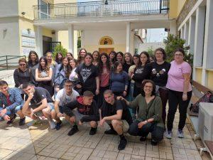 Επίσκεψη Oυρσουλινών στην Εστία 2